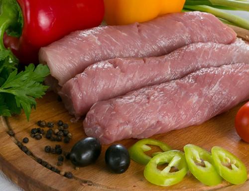 Свинско бон-филе